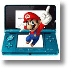 Nintendo's 3DS Handheld Video Game Console Gives You 3D Without the Glasses