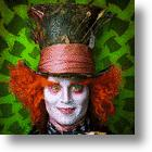 Johnny Depp's Mad Hatter Was The Winner In Facebook Contest