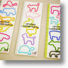 Animal Rubberbands Add Some Snap To Your Gift Wrap