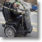 GM and Segway Team Up to Create 2 Person City Cruiser