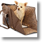 Creature Comfort: New Sherpa Pet Totes Open Into Blankets