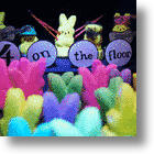 Not One, But 40 Peeps Shows For Easter