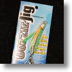 With Oozzie Jig, You Can Load Chum Or Scent Straight Into The Jig