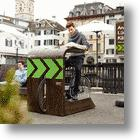 Rathaus: Zurich's First Bike Up Cafe