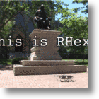 Rhex Robot Goes Everywhere