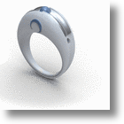 "Say ""I Do"" To The Ringbow Mouse And Slip It On Your Finger"