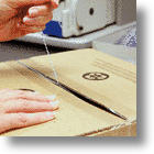RipCord Packaging Tape Makes Opening Packages A Breeze
