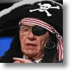 """Pirate"" Murdoch Claims Search Engines Arrrhhh Stealing His Material"