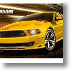 SMS Celebrates Mustang's 45th Anniversary with 2 New High Performance Ponies