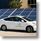 Transportable Solar Power to Solve Electric Vehicle Range Problems