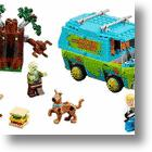 Jinkies! LEGO Unveils Scooby Doo Building Sets