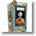 The KeyMe Kiosk - One Of The Simplest Vending Machine Ideas Ever!