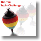 On Tsu, The 'Tspin Challenge' Spins Dollars For Charities
