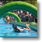 Slide The City: Business Offers Summer Teaser And World's Biggest Touring Slip 'N Slide