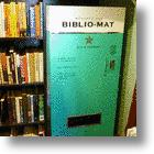 Biblio-Mat: Book Vending Machine Dispenses Surprise Reading
