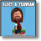 Tsūvian From Tsū Social Network Throws Hat In Ring For Presidential Race