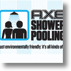 Axe Canada's Showerpooling Speeds Past Carpooling To Save The Planet!
