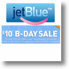 Impulsive Flyers - JetBlue Special -$10 Seat Sale For Last-Minute Trips
