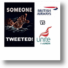 British Airways Conducts Intimate Strike Negotiations With 75 Million in Twitterville