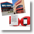 Target vs Wal-Mart - Kindles vs iPhones Exclusives