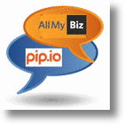 Social Media Upstarts, AllMyBiz &amp; Pip.io Challenge Facebook