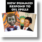 Oil Spill Spills Over Into YouTube With Crude Satire & Parody(Videos)