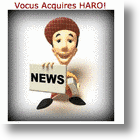 Vocus Acquires Crowdsourcing HARO's Free Social Media News Service