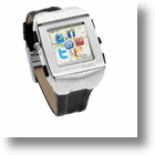 Fossil Watch & Social Networking At A Half Past Foursquare