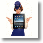 Have iPad, Will Travel, Airlines & Apps Take To The Friendly Skies