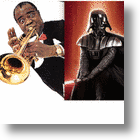 iPhone 4&#039;s Bi-Polar Dilemma - Louis Armstrong Meets Darth Vader!