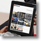 Social Media Magazine Created From Users' Social Networks