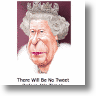 Social Media Asked To Do The Queen Of England's Bidding