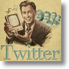 Social Media Vintage Ads For Twitter, Facebook, Skype &amp; YouTube A La Don Draper