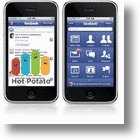 Hot Potato Could Become Facebook's Location-Based Social Network Differentiator