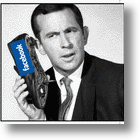 Social Media Phones It In With A Facebook Mobile Device?