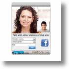 Social Media Video Chat Advances With Web Site Widgets & Enhanced Security