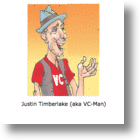Justin Timberlake Proves To Be Real VC-Man With Ownership Stake In MySpace