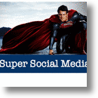 Super Social Media For 'The Man Of Steel' In Webcomics