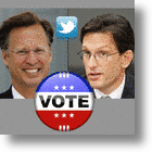 Twitter Points To Dems Deposing Eric Cantor, Not Tea Party!