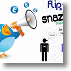 SnazL & Flip.to, Social Media Tools For Sharing Content