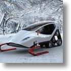 Snow Crawler Snowmobile Concept: Not Your Grandfather's Skidoo