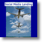 Social Media Comes In For A Landing At Airports