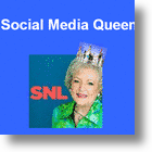 Social Media Queen Betty White Upstaged By The Olympics?
