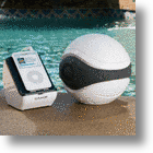 Aqua Sounders Floating Speakers Liven Up Your Pool Party