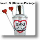 Government's 'Love' Stimulus Plan For Valentines!