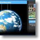 Prepare for An Earthquake or Tsunami in the Stop Disasters! Game