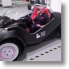 World's First 3D Printed Car Is Electric, Plastic & Fantastic