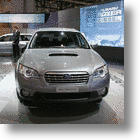 2008 Subaru Outback with A Diesel
