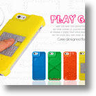 """Play a Game"" iPhone 5 Case Adds Analog Fun To Digital Communications"