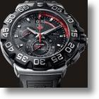7 New Driver's Watches from TAG Heuer for 2008